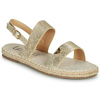 Shoes Women Sandals Les Petites Bombes LYA Gold