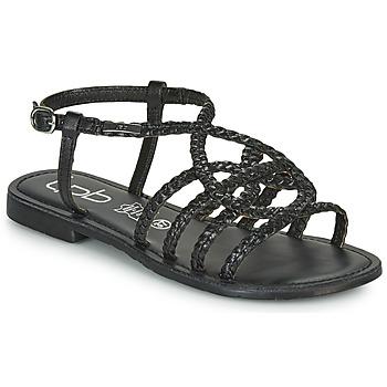 Shoes Women Sandals Les Petites Bombes ARIA Black