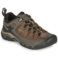 Shoes Men Walking shoes Keen TARGHEE III WP Brown