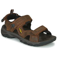 Shoes Men Outdoor sandals Keen TARGHEE III OPEN TOE SANDAL Brown