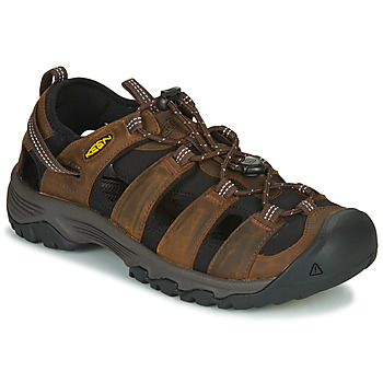 Shoes Men Outdoor sandals Keen TARGHEE III SANDAL Brown
