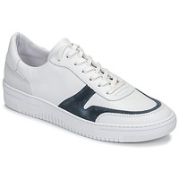 Shoes Men Low top trainers Schmoove EVOC-SNEAKER White / Blue