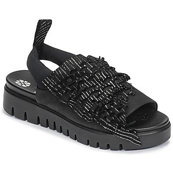 Shoes Women Sandals Papucei RAMINA Black