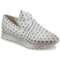 Shoes Women Low top trainers Papucei ZENIT White / Grey