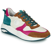 Shoes Women Low top trainers Pataugas FRIDA White / Multicolour