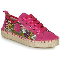 Shoes Women Espadrilles Pataugas PANKE Pink