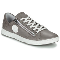 Shoes Women Low top trainers Pataugas JESTER/N Taupe