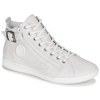 Shoes Women Hi top trainers Pataugas PALME/N White