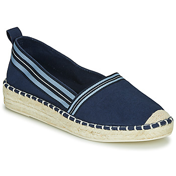 Shoes Women Espadrilles Esprit INES TAPE SLIP ON Marine