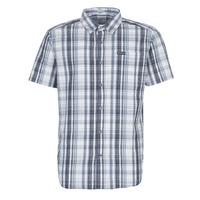Clothing Men short-sleeved shirts Columbia Brentyn Trail SS Seersuc Mountain / Plaid