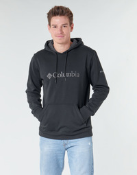 Clothing Men Sweaters Columbia CSC BASIC LOGO HOODIE Black
