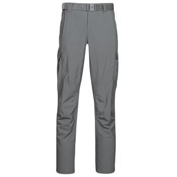 Clothing Men Cargo trousers Columbia SILVER RIDGE II CARGO PA Grey