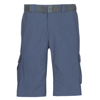 Clothing Men Shorts / Bermudas Columbia SILVER RIDGE II CARGO SH Blue