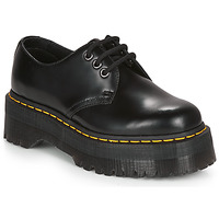 Shoes Women Mid boots Dr Martens 1461 QUAD Black