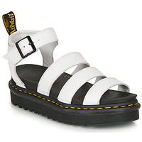 Shoes Women Sandals Dr Martens BLAIRE HYDRO White