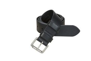 Clothes accessories Men Belts Polo Ralph Lauren 1 1/2 ROLLER-CASUAL-SMOOTH LEATHER Black
