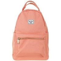 Bags Women Rucksacks Herschel Nova Small Orange