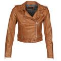 Clothing Women Leather jackets / Imitation leather Oakwood