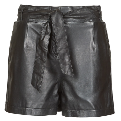 Clothing Women Shorts / Bermudas Oakwood KYOTO Black