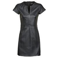 Clothing Women Short Dresses Oakwood PLEASE Black