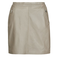 Clothing Women Skirts Oakwood STREET Taupe