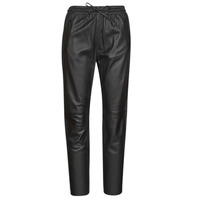 Clothing Women 5-pocket trousers Oakwood GIFT Black