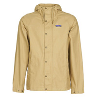 Clothing Men Parkas Patagonia M's Organic Cotton Canvas Jkt Beige
