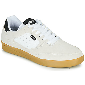 Shoes Men Low top trainers Etnies VEER White / Beige