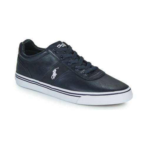 Shoes Men Low top trainers Polo Ralph Lauren HANFORD-SNEAKERS-VULC Marine