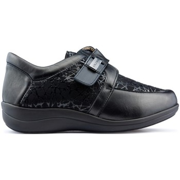 Shoes Women Derby Shoes & Brogues Calzamedi ADJUSTABLE  SHOES BLACK