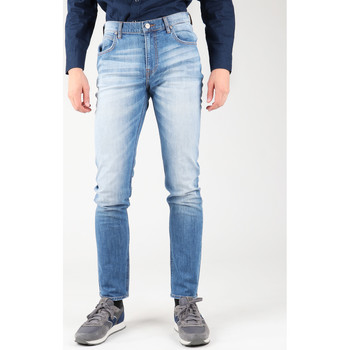 Clothing Men Slim jeans Lee Arvin L732CDJX blue
