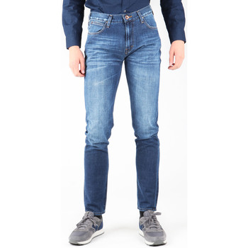 Clothing Men Slim jeans Lee Arvin L732ASJO navy
