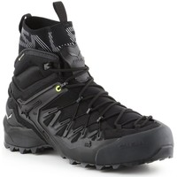 Shoes Men Walking shoes Salewa Ms Wildfire Edge Mid Gtx 61350-0971 black