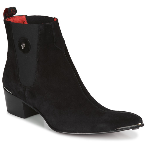 Shoes Men Mid boots Jeffery-West SYLVIAN  black