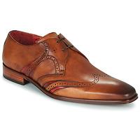 Shoes Men Derby Shoes Jeffery-West ESCOBAR Brown