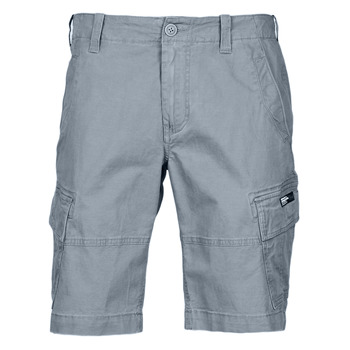 Clothing Men Shorts / Bermudas Superdry CORE CARGO SHORTS Naval / Grey