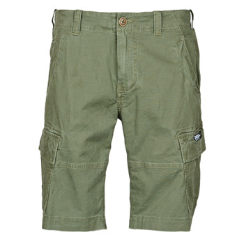 Clothing Men Shorts / Bermudas Superdry CORE CARGO SHORTS Green