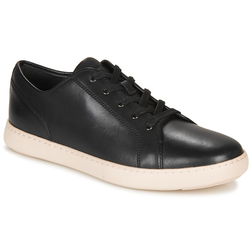Shoes Men Low top trainers FitFlop CHRISTOPHE  black