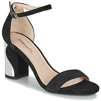 Shoes Women Sandals Metamorf'Ose GABELOU Black