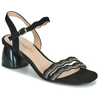 Shoes Women Sandals Metamorf'Ose GABERNIK Black
