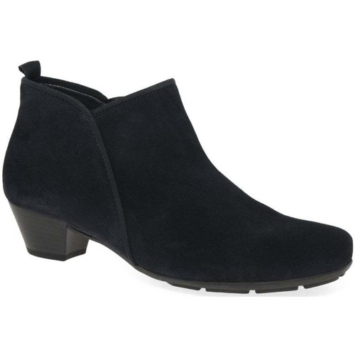 Shoes Women Shoe boots Gabor Trudy Womens Ankle Boots blue