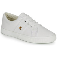Shoes Women Low top trainers Lauren Ralph Lauren JANSON II White
