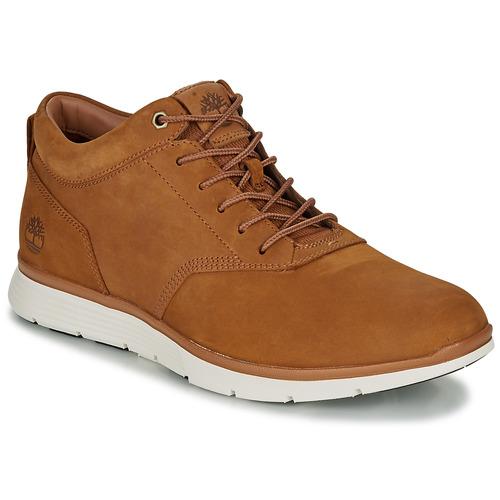 Shoes Men Mid boots Timberland KILLINGTON HALF CAB Cognac
