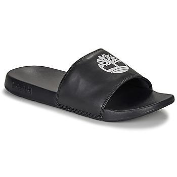 Shoes Mules Timberland PLAYA SANDS SPORTS SLIDE Black