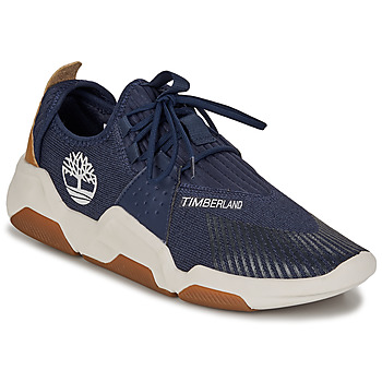 Shoes Men Low top trainers Timberland Earth Rally Flexiknit Ox Blue