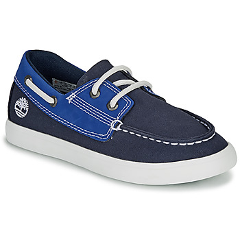 Shoes Children Boat shoes Timberland NEWPORT BAY BOAT SHOE TD Blue