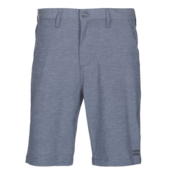 Clothing Men Shorts / Bermudas Billabong CROSSFIRE Marine