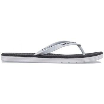 Shoes Women Flip flops New Balance 6076 White, Black