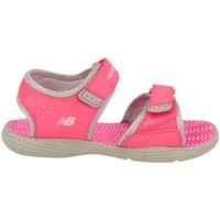 Shoes Children Sandals New Balance Kids Poolside Sandal Pink