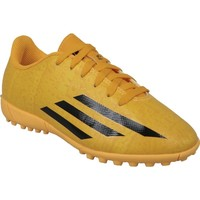 Shoes Children Football shoes adidas Originals F5 Messi TF JR Yellow